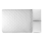 Bed Safe Deluxe Mattress Pads/Toppers