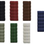 Luxury Royal Color Towels