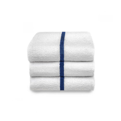 Pool poly-cotton strong absorbent wholesale towels