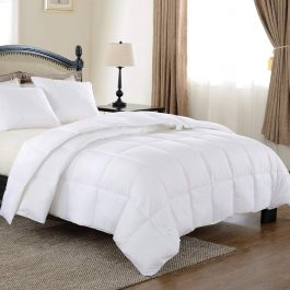 Microfiber Fill comfort high-quality stitched soft fluffy Duvet Cover