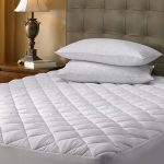 Fitted Mattress Pad Cover